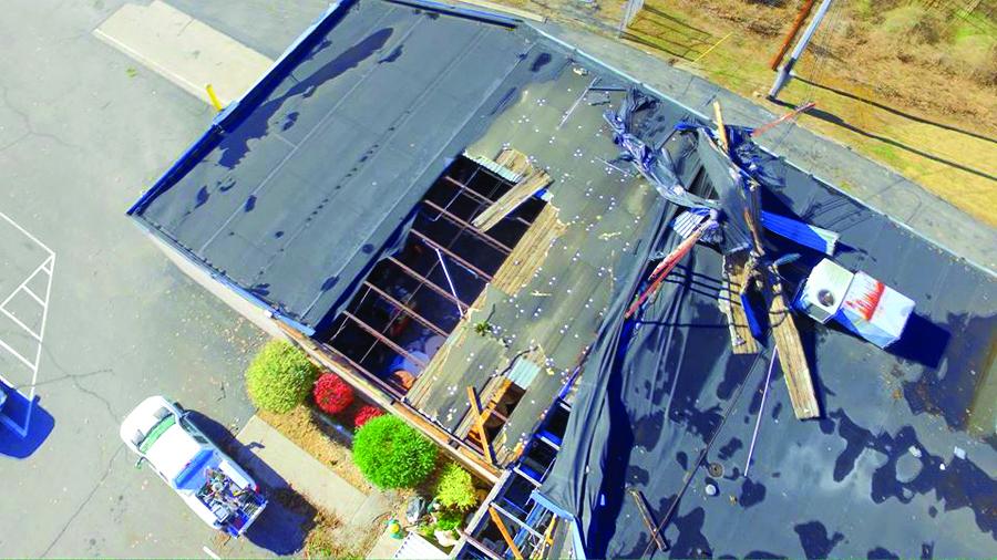 DPA-roof